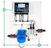 Система регулирования и контроля PH-RX-F CONTROL PANEL