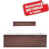 Кровать двуспальная LOZ 140 Джули BRW