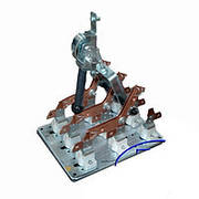 Рубильник перекидной ПЦ 400 с центральной рукояткой