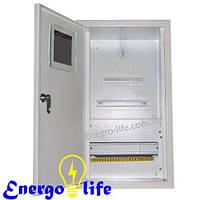 Шкаф монтажный распределительный ШМР-3Ф-12В, встраиваемый, для 3ф механических счетчиков