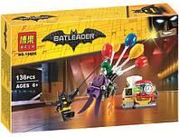 Конструктор Бэтмен Побег Джокера на воздушном шаре 10626
