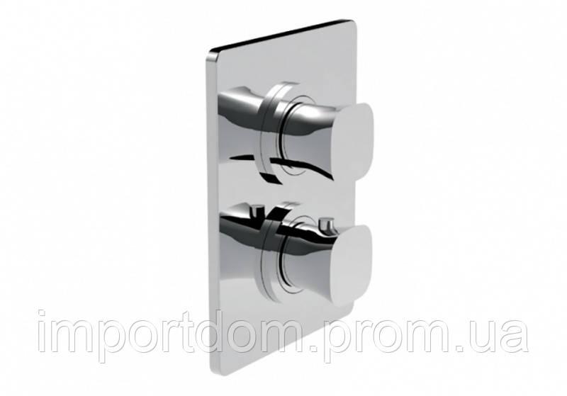 Смеситель для душа термостатический La Torre Laghi 44950 R2 Биколор