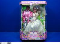 Жених и Невеста в коробке 34*25*10 см.  оптом игрушки в Одессе со склада 7 километр прямой постовщик