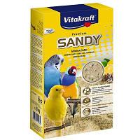 Песок Vitakraft Sandy для птиц с минералами, 2 кг