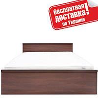 Кровать двуспальная LOZ 160 Джули BRW