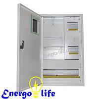 Шкаф монтажный распределительный ШМР-3Ф-24В, встраиваемый, для 3ф электронных счетчиков