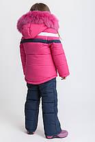 Зимний комбинезон для девочки KD-1, фото 3
