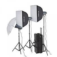 Набор студийного света Visico VT-300х3 (VT-300 KITx3)