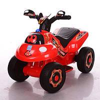 Толокар-мотоцикл на аккамуляторе