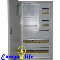 Шкаф монтажный распределительный ШМР-3Ф-36В, встраиваемый, для 3ф электронных счетчиков