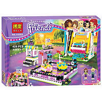 "Конструктор Bela 10560 (аналог Lego Friends 41133) ""Парк развлечений: Аттракцион Автодром"""