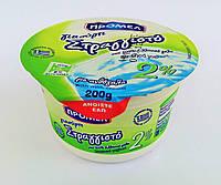 Йогурт густой жирн. 2% 200 гр