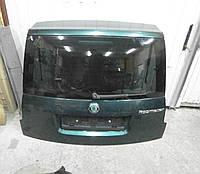 Крышка багажника Skoda Roomster