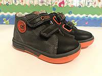 Детские ботинки для мальчика 21-26