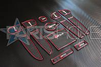 Антискользящие коврики Audi A4 2012-2015 S Line