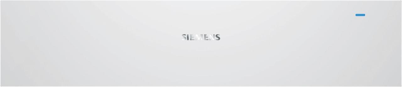 Встраиваемая шуфляда для подогрева посуды Siemens BI630CNW1