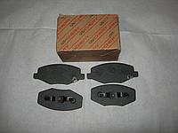 Колодки тормозные передние Chery Jaggi Чери Джагги S21-6GN3501080