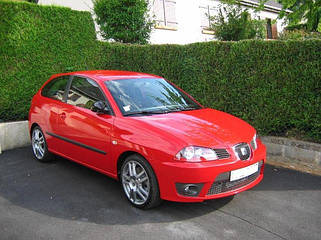Тюнинг Seat Ibiza 3 (2002-2008)