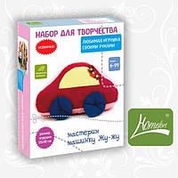 Машинка Жу-Жу мягкая игрушка своими руками TM Homefort