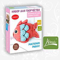 Рыбка мягкая игрушка своими руками TM Homefort