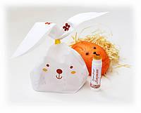 """Подарочная упаковка для мыла """"белый кролик"""""""