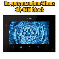 Видеодомофон Slinex SQ-07M black