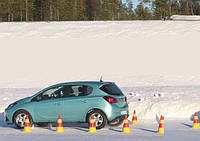 Тест зимних шин размера от Auto Zeitung (Германия)
