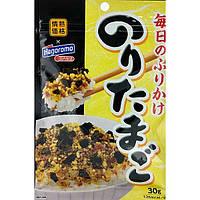 Японская приправа с яйцом и морскими водорослями
