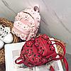 Мини рюкзак с цветами, фото 6