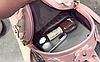 Мини рюкзак с цветами, фото 9