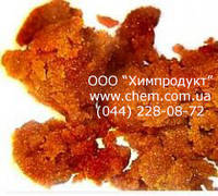Средняя соль трёхвалентного железа и соляной кислоты
