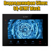 Видеодомофон Slinex SQ-07MT black