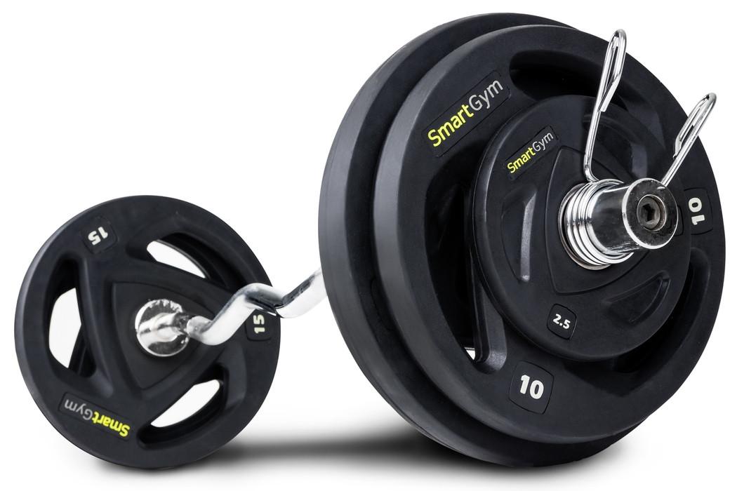 Набор олимпийский штанга SmartGym 115kg