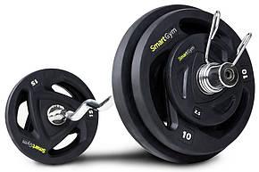 Набор олимпийский штанга SmartGym 115kg, фото 2