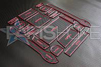 Антискользящие коврики Nissan X-Trail 2007-2012