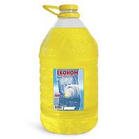 Моющее д/посуды Економ Лимон 5 л