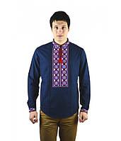 Мужская вышитая рубашка. Рубашка вышитая. Вышиванка мужская. Интернет магазин вышиванок., фото 1