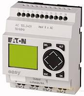 Программируемое реле easy 24ВAC, 8вход. 4 выход.EASY512-AB-RC10