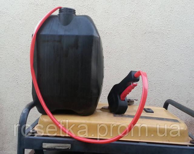 компактний насос для перекачування палива Davolta Fuel Siphon