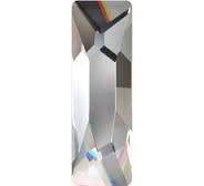 2555 Cosmic Baguette, 8x2,6mm, Crystal (001)