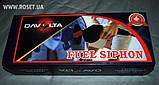Ручний насос для перекачування рідини (палива) Davolta Fuel Siphon Деволт Фьюл Сайфа, фото 2