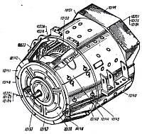 Генератор тяговый ГП-311Б (1ТХ.563.007, ИАКВ.529413.003), фото 1