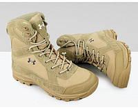 Ботинки Under Armour бежевые