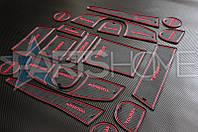 Антискользящие коврики VW Touran 2010-2015