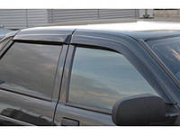 Дефлекторы окон клеящиеся ВАЗ  2170 Приора