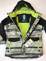 Зимняя детская куртка Rodeo C&A на мальчика 5-6 лет