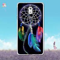 Силиконовый чехол накладка для Nokia 3 с картинкой Ловец снов
