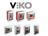 Щитки под автоматы VIKO (боксы под автоматы)
