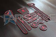 Антискользящие коврики VW Polo с 2009 г.в.