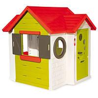 Детский игровой домик Smoby со звонком и ключом